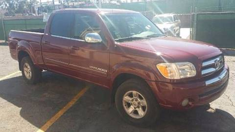 2005 Toyota Tundra for sale in Las Vegas, NV