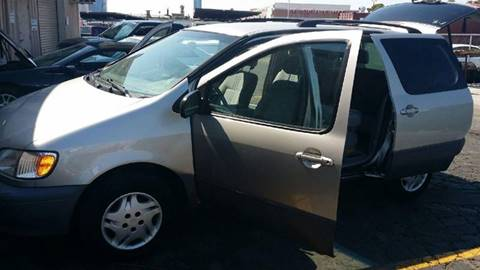 2002 Toyota Sienna for sale in Las Vegas, NV