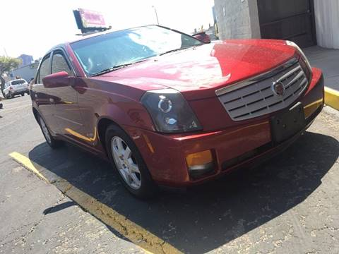 2007 Cadillac CTS for sale in Las Vegas, NV
