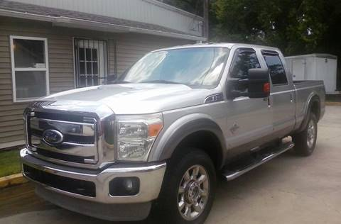 2011 Ford F-250 Super Duty for sale at Audler Auto Sales in Slidell LA