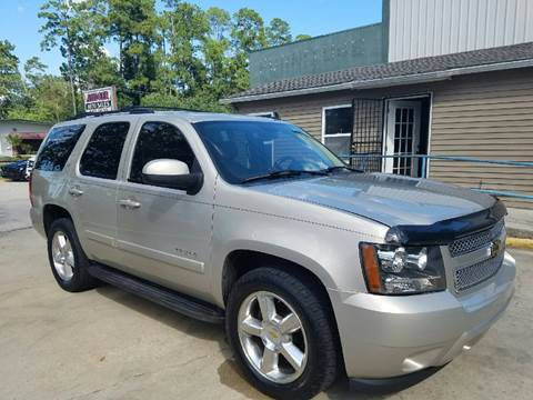 2007 Chevrolet Tahoe for sale at Audler Auto Sales in Slidell LA