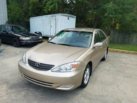 2002 Toyota Camry for sale in Slidell, LA