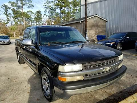 2000 Chevrolet Silverado 1500 for sale in Slidell, LA