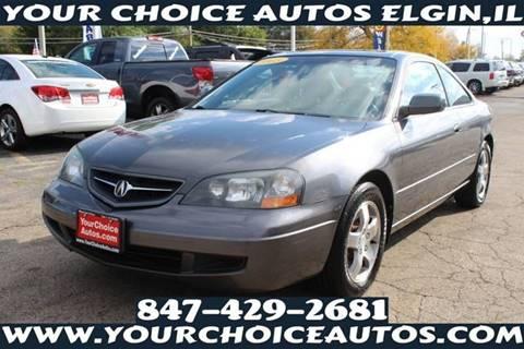 Acura CL For Sale Carsforsalecom - 2003 acura cl for sale