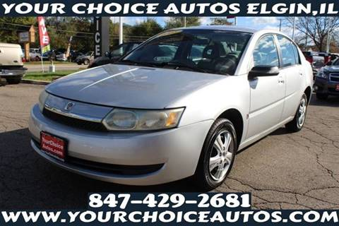 2003 Saturn Ion for sale in Elgin, IL