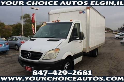 2ed62757bf 2010 Mercedes-Benz Sprinter Cab Chassis for sale in Elgin
