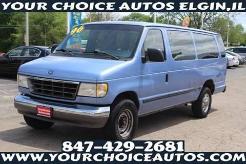 1996 Ford E-350 for sale in Elgin, IL
