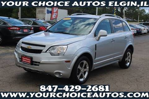 2013 Chevrolet Captiva Sport for sale in Elgin, IL