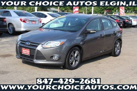 2014 Ford Focus for sale in Elgin, IL