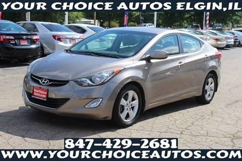 2013 Hyundai Elantra for sale in Elgin, IL