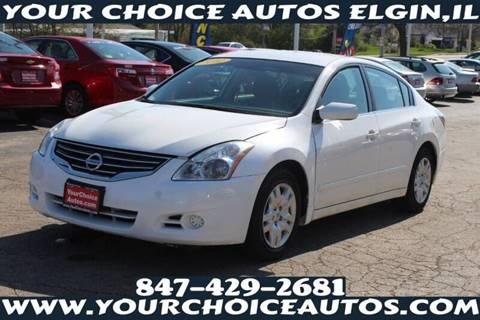2012 Nissan Altima for sale in Elgin, IL