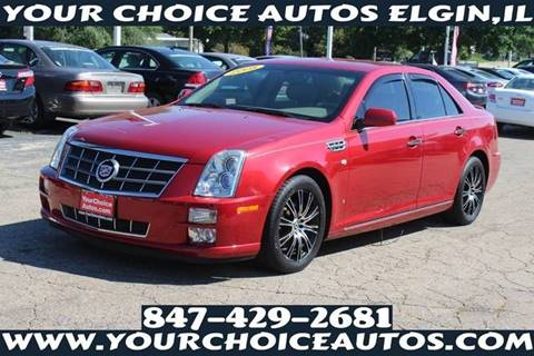 2008 Cadillac STS for sale in Elgin, IL