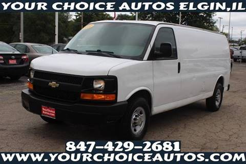 2012 Chevrolet Express Cargo for sale in Elgin, IL