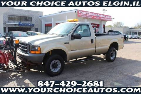 2000 Ford F-250 Super Duty for sale in Elgin, IL