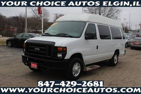 2008 Ford E-Series Cargo E-250 for sale at Your Choice Autos - Elgin in Elgin IL