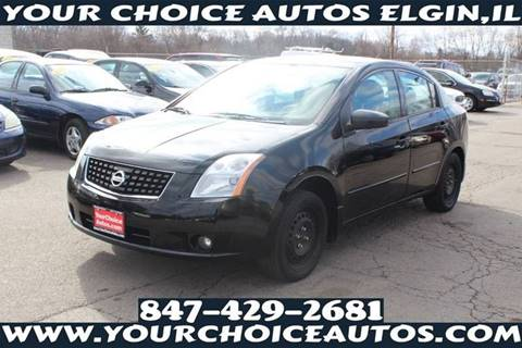 2008 Nissan Sentra 2.0 for sale at Your Choice Autos - Elgin in Elgin IL