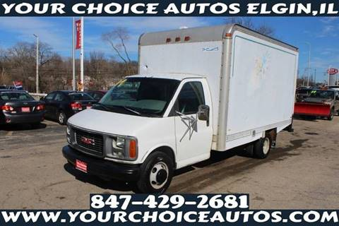 1997 GMC Savana G3500 for sale at Your Choice Autos - Elgin in Elgin IL