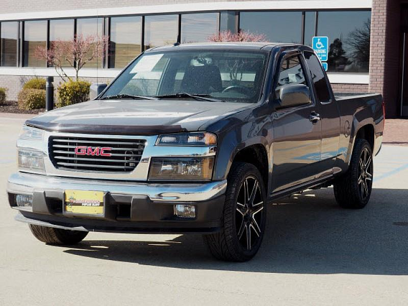 2012 GMC Canyon 4x2 SLE-1 4dr Extended Cab - Poplar Bluff MO