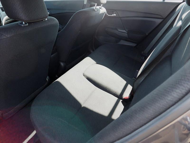 2013 Honda Civic LX 4dr Sedan 5A - Poplar Bluff MO