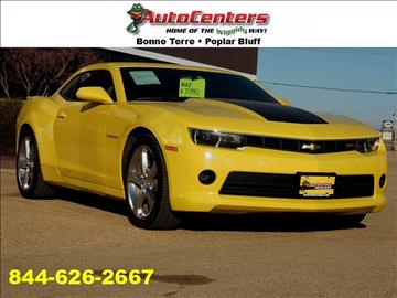 2015 Chevrolet Camaro for sale in Poplar Bluff, MO