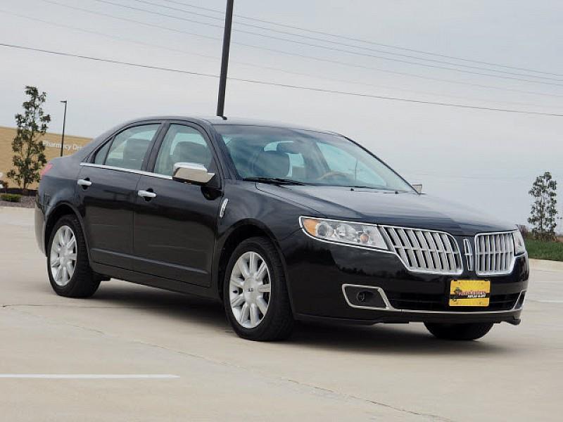 2011 Lincoln MKZ 4dr Sedan - Poplar Bluff MO