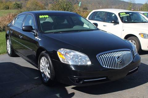 2010 Buick Lucerne for sale in Campbell, NY