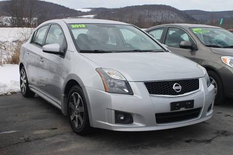 Nissan for sale in campbell ny for Hillside motors campbell ny