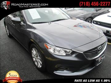 2016 Mazda MAZDA6 for sale in Middle Village, NY
