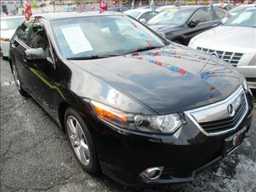 2013 Acura TSX for sale in Middle Village, NY