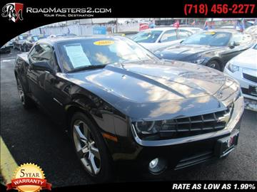 2010 Chevrolet Camaro for sale in Middle Village, NY