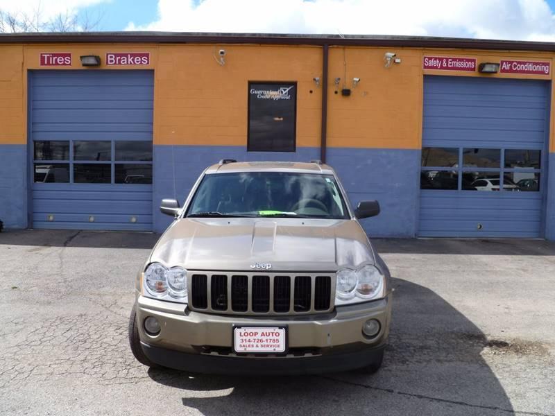 2006 Jeep Grand Cherokee Laredo 4dr SUV 4WD - Saint Louis MO
