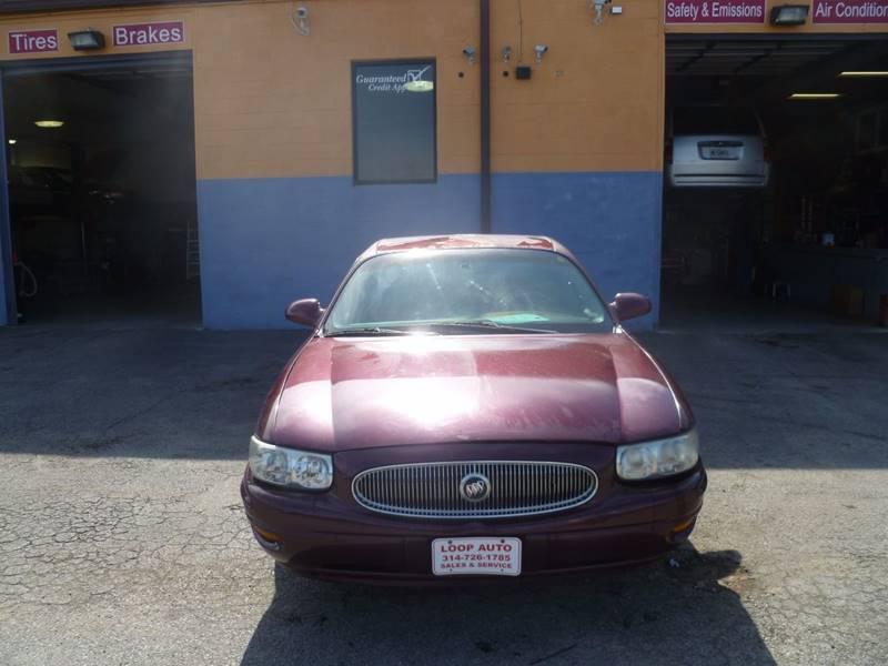 2002 Buick LeSabre Custom 4dr Sedan - Saint Louis MO