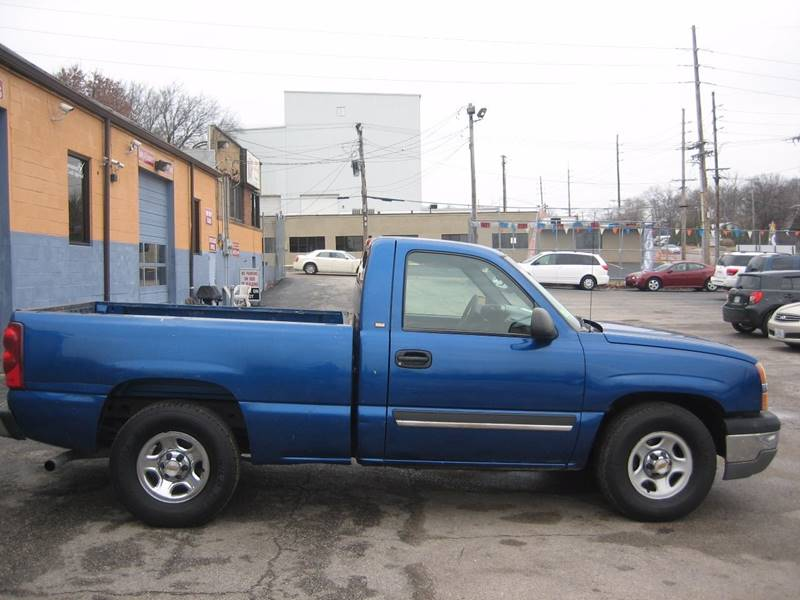 2003 Chevrolet Silverado 1500  - Saint Louis MO