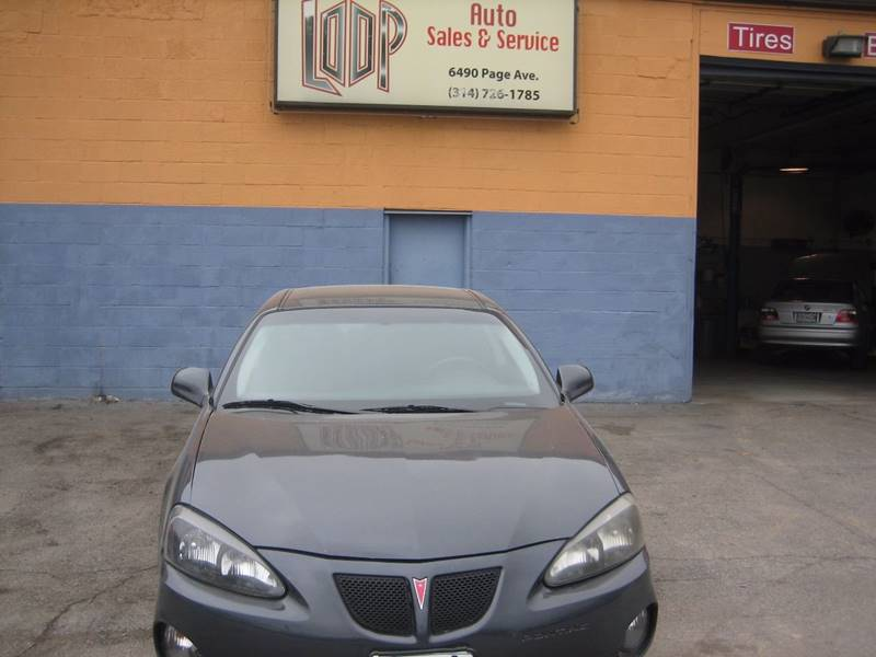 2008 Pontiac Grand Prix 4dr Sedan - Saint Louis MO