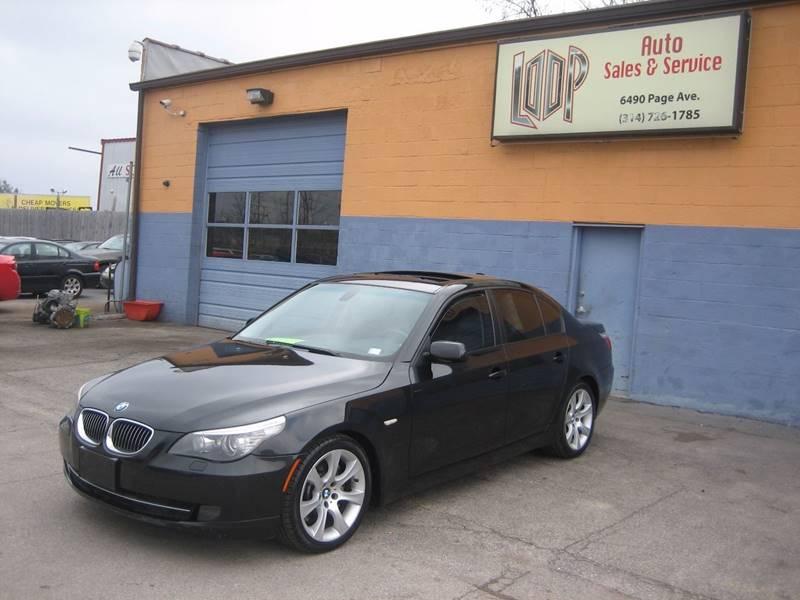 2008 BMW 5 Series 535i 4dr Sedan Luxury - Saint Louis MO