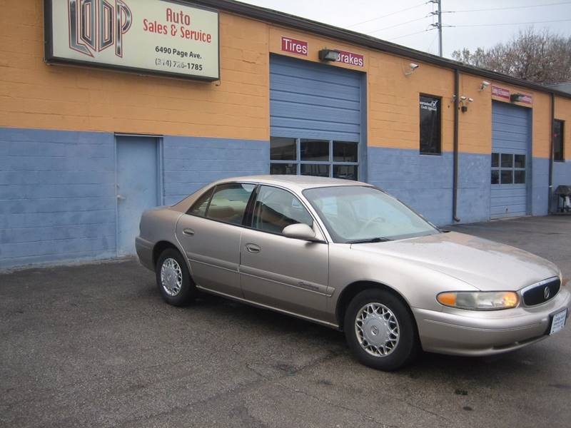 1999 Buick Century Limited 4dr Sedan - Saint Louis MO