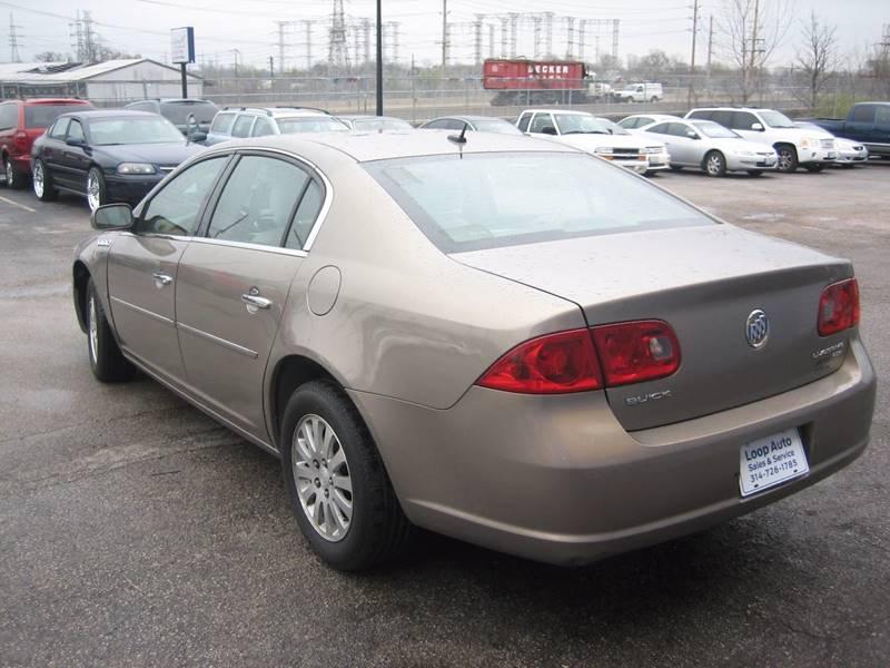 2007 Buick Lucerne CX 4dr Sedan - Saint Louis MO