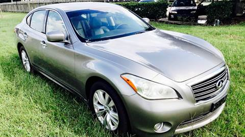 2011 Infiniti M37 for sale in Houston, TX