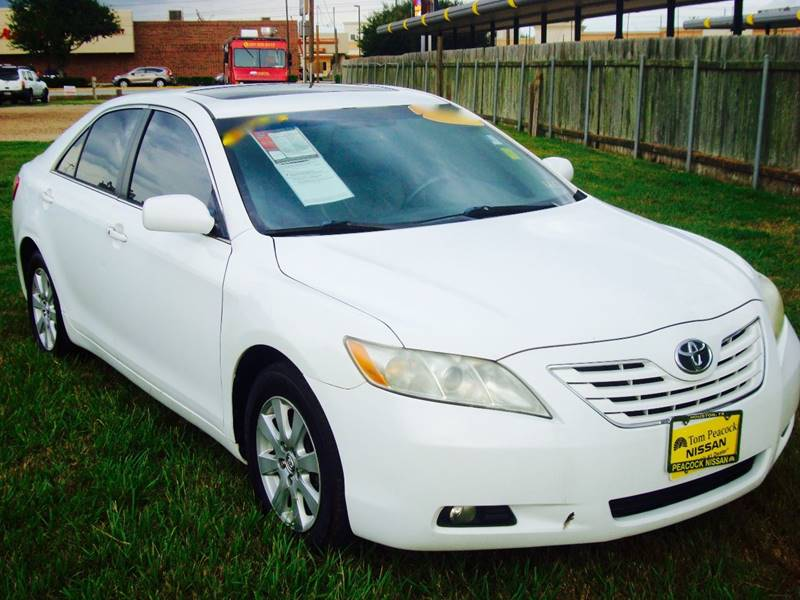 2008 Toyota Camry For Sale At Dawraz Automotive Inc. In Houston TX