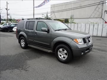 2006 Nissan Pathfinder for sale in East Hanover, NJ