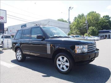 2005 Land Rover Range Rover for sale in East Hanover, NJ