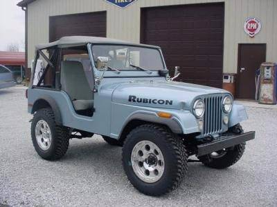 1975 Jeep Wrangler for sale in Fairmount, IN
