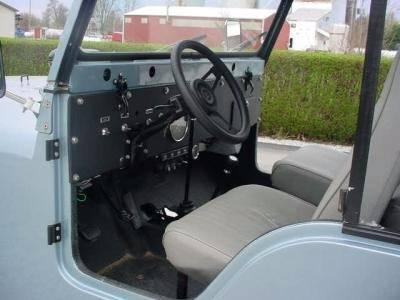 1975 Jeep Wrangler