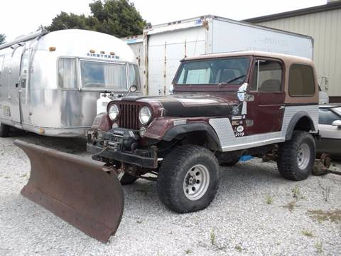 1980 Jeep CJ-7 for sale in Fairmount, IN
