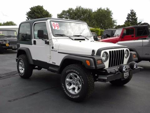 1999 Jeep Wrangler For Sale in Indiana - Carsforsale.com®
