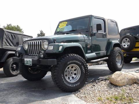 2001 jeep wrangler fairmount in indianapolis indiana suvs vehicles for sale classified ads. Black Bedroom Furniture Sets. Home Design Ideas