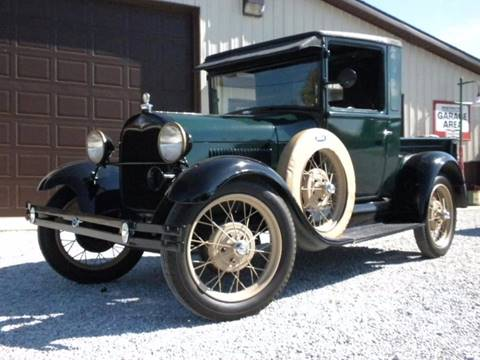 1929 Ford Model A for sale in Fairmount, IN