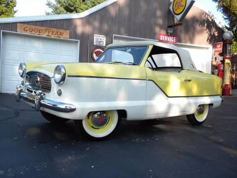 1957 Nash Metropolitan for sale in Fairmount, IN