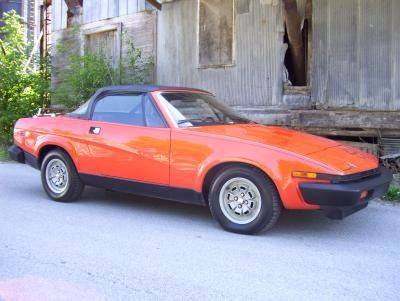 Used Triumph Tr7 For Sale In Houston Tx Carsforsalecom