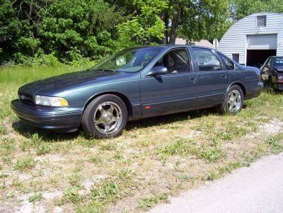 1995 Chevrolet Impala for sale in Fairmount, IN